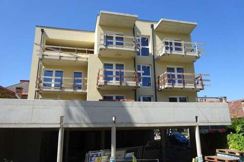 Neubau – Hochwertige 2-Zimmer-Wohnung in moderner Wohnanlage mit nur wenigen Einheiten
