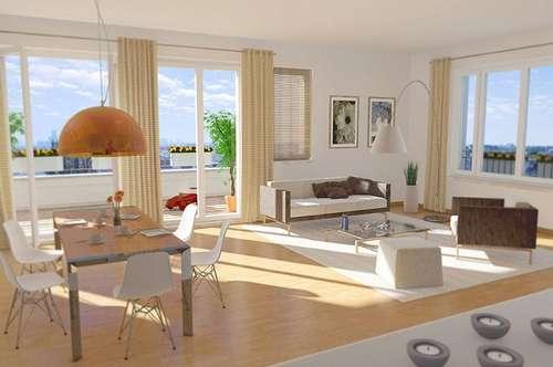 Hochwertig ausgestattete 3-Zimmer-Wohnung mit idealem Grundriss