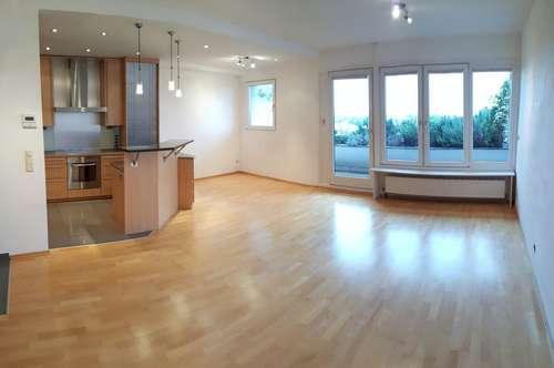 Tolle 3 Zimmer Maisonette mit Terrasse und Panoramablick