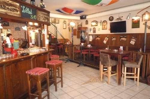 Beliebter Irish-Pub mit moderner Kegelbahn sucht Nachfolger