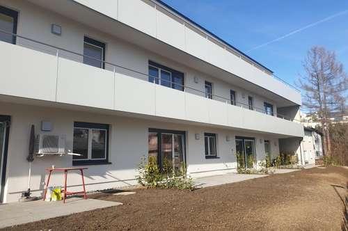 Neue 2-Zimmer Terrassenwohnung mit Gartenanteil, Villach St. Martin/Völkendorf