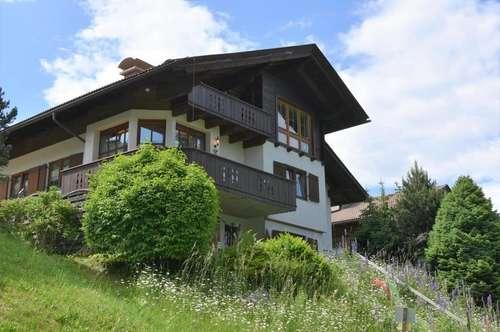Rustikal und gemütlich - Ferienhaus am Verditz