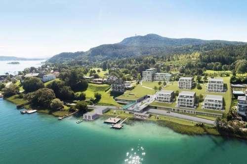 Moderne Luxuswohnung, Wörther See