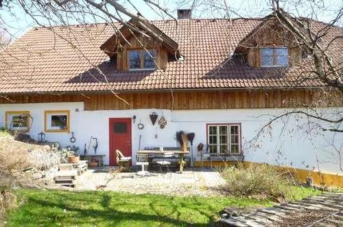 Charmant ausgebautes Bauernhaus in sonniger Lage