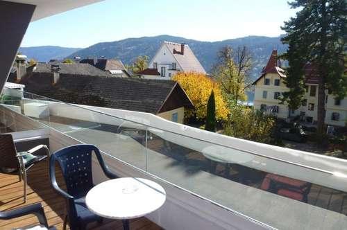 100m zum See - Moderne Wohnung mit Seeblick