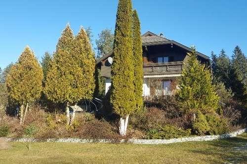 Naturnah wohnen - großartiges Wohnhaus in Glanegg