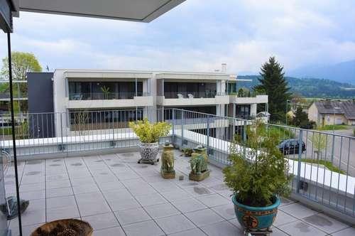 Hochwertiges Penthouse mit Grünblick, Villach-Warmbad