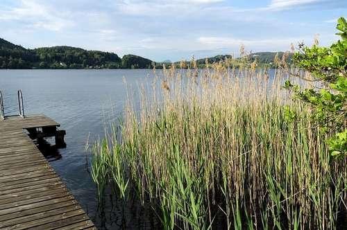 Wohnbauprojekt, Wohnen am See, Keutschach