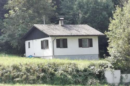 Naturidyll - winterfestes Ferienhaus-Bungalow, Schiefling