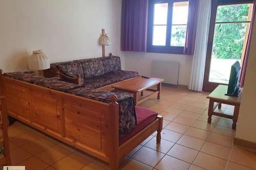 Helle 3-Zimmer-Wohnung mit Garten auf dem beliebten Aussichtsberg Gerlitzen