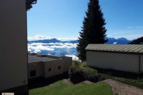 Möblierte 2-Zi.-Ferienwohnung mit Balkon auf der Gerlitzen