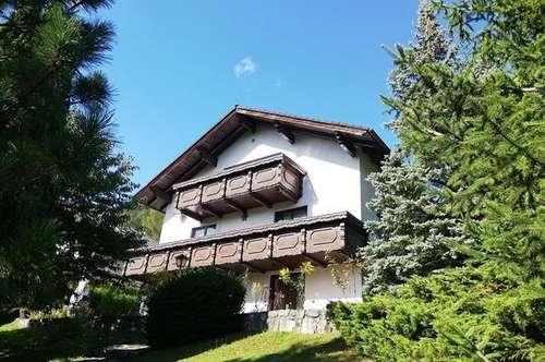 Stattliches, gepflegtes Mehrfamilienhaus mit Raxblick Nähe Gloggnitz und Reichenau