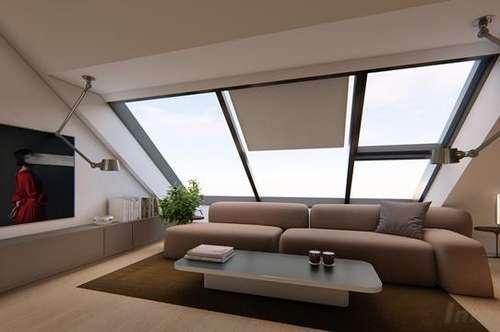 Modernes 2 ZI-DG-Erstbezugs Appartement mit Terrasse im Herzen der Josefstadt