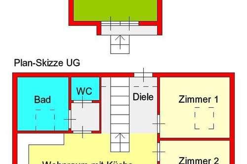 Erstbezug: neue 3-Zimmer-Dachgeschoßwohnung mit Terrasse in erstklassiger Lage bei UNI