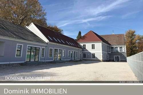 EXQUISITE 108 m² TERRASSENWOHNUNG IN HERRSCHAFTLICHEM ANWESEN
