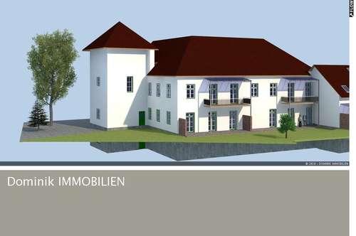 EXQUISITE 82 m² TERRASSENWOHNUNG IN HERRSCHAFTLICHEM ANWESEN – Top 14