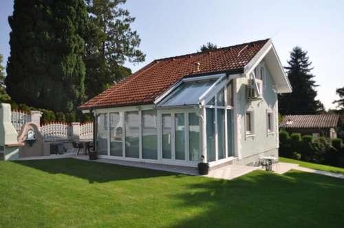 Kleingartenhaus auf Eigengrund in absoluter Ruhelage am Schafberg