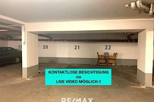 LIVE VIDEO BESICHTIGUNG - IHRE PARKPLATZSUCHE HAT EIN ENDE !! Dornbacherstraße 135