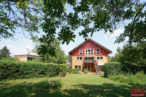 Wohnen und Arbeiten unter einem Dach in wunderbarer Lage - Kauf in 2345 Brunn am Gebirge
