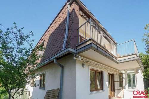 Grundstück mit Bestandshaus in bester Döblinger Ruhelage - Kauf in 1190 Wien
