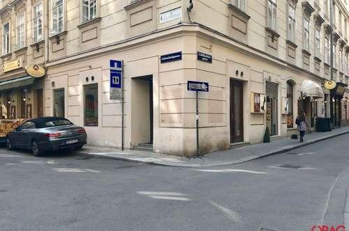 Kleine Geschäftsfläche in 1010 Wien zu mieten