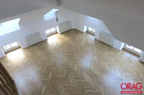 Unbefristete Dachgeschoßmaisonette in schönem Haus nahe Votivkirche - Miete 1090 Wien