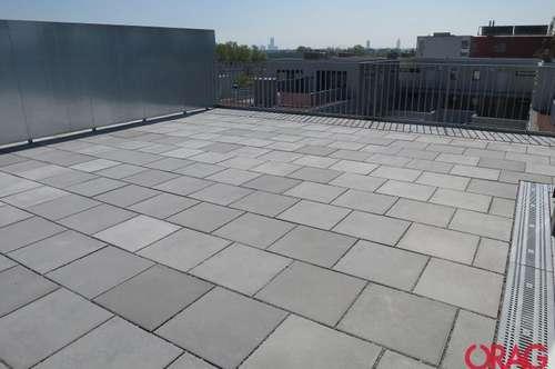 Hight-Class-Dachgeschoß-Maisonette mit Terrasse nahe Strebersdorf in 1210 Wien zu mieten