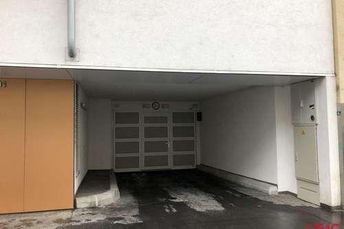 Garagenplätze in der Johann Laufner Gasse - Nähe Brünner Straße - zu mieten