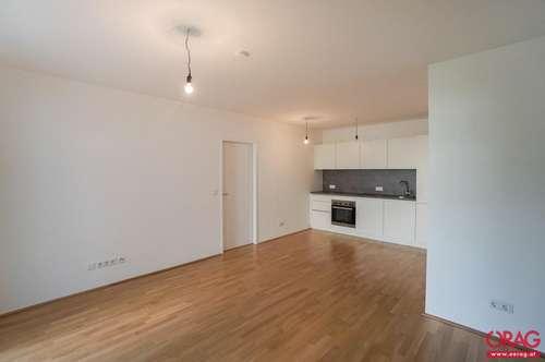 DAS KUTSCHA: Einzigartige 2- und 3- Zimmer-Erstbezug-Wohnungen in 1230 Wien zu mieten