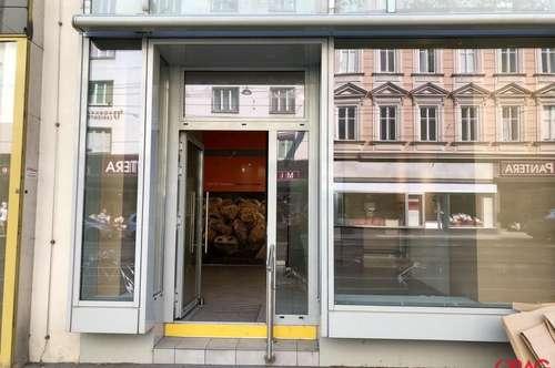 Geschäftslokal in sehr guter Lage, zu mieten in 1090 Wien