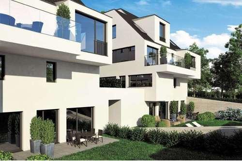 Hochwertige Neubau-Maisonettewohnung mit Dachterrasse - Kauf in 1130 Wien