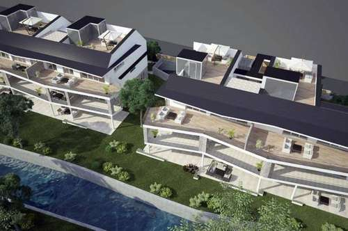 Hochwertige 3-Zimmer Neubauwohnung in Niedrigenergiebauweise - Kauf in 2371 Hinterbrühl