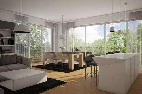 Stylisches Rooftop mit großzügigen Terrassenflächen - Kauf in 2371 Hinterbrühl