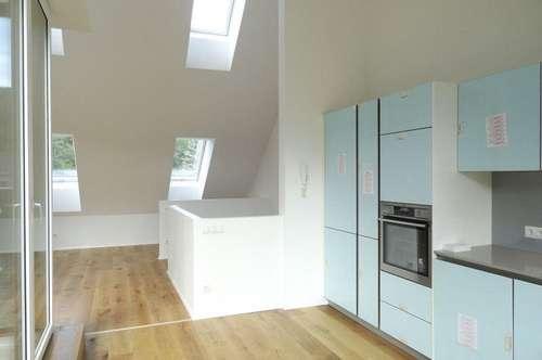 Renditeobjekt im Zentrum Klosterneuburgs - Neubau Dachgeschoss-Maisonette - Kauf in 3400