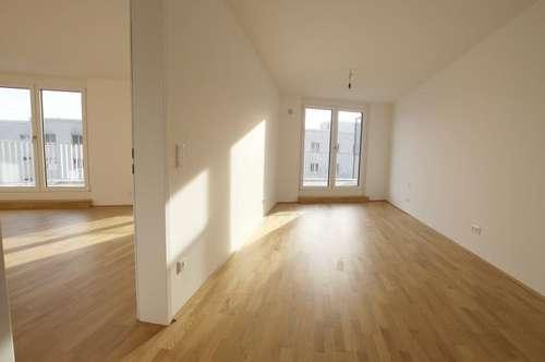 LEOPOLDAUER LIVING: High-Class Erstbezug-Wohnungen in 1210 Wien zu mieten