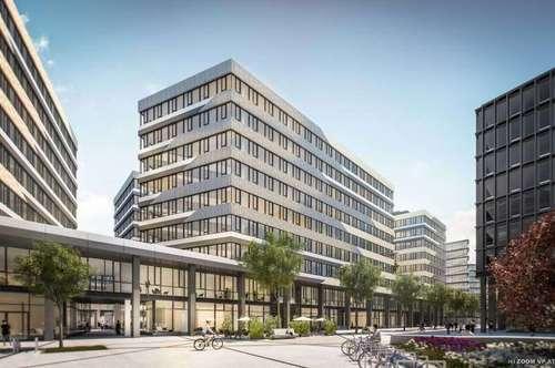 Geschäftsfläche im Quartier Belvedere zu mieten - 1100 Wien