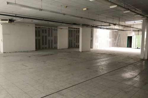Geschäftsfläche in der Nähe zum Millenium Tower - 1200 Wien - Miete