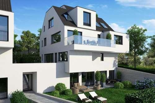 Exclusive Gartenwohnung mit sehr gutem Grundriss in Toplage - Kauf in 1130 Wien