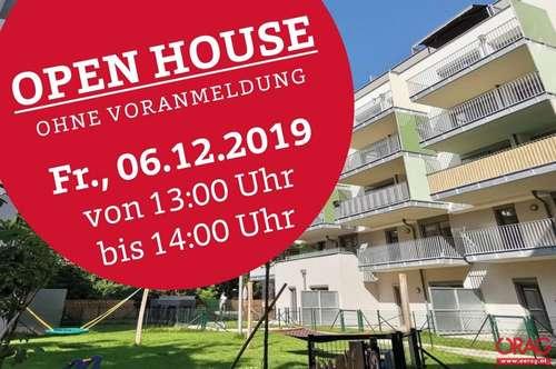 Open House : Erstbezug im Dachgeschoß: 4-Zimmer-Wohnung im Neubauprojekt in 1210 Wien zu mieten