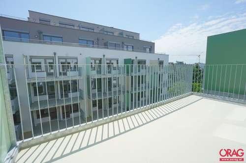 Hofseitige 2-Zimmer-Erstbezug-Wohnungen im Neubauprojekt in Jedlesee - 1210 Wien zu mieten