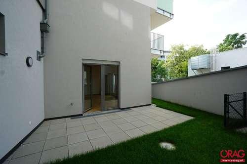Traumhafte 3-Zimmer-Atelier-Wohnung mit Garten - Erstbezug - in 1210 Wien zu mieten