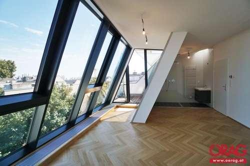 Großzügiger, moderner Dachgeschoß-Ausbau in einem wunderschönen Gründerzeithaus – Kauf in 1180 Wien