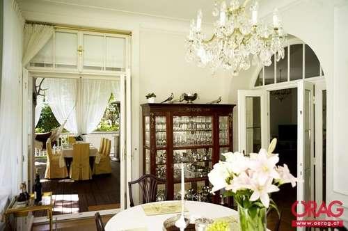 Gefühlvoll renovierte Jahrhundertwende-Villa in 1130 Wien zu kaufen
