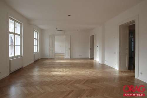 Herrschaftliche 3-Zimmer Altbauwohnung am Stephansplatz - Miete 1010 Wien