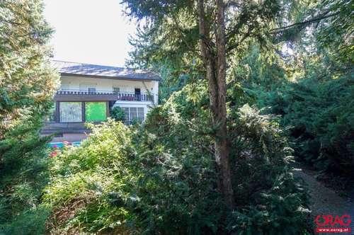 Einfamilienhaus mit viel Potenzial - Pool, Wald, Kegelbahn - Kauf in 3003 Gablitz