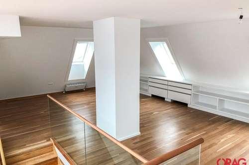 Herrschaftliche 4 Zimmer Dachgeschossmaisonette im Palais Fento - in 1030 Wien
