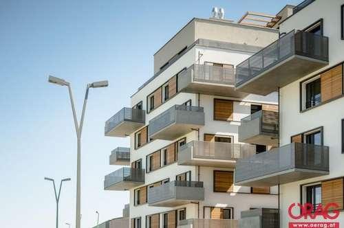 5 IN 22 - 3-Zimmer Wohnung mit 66m² Terrasse in U2 Nähe - Unbefristete Miete, 1220 Wien