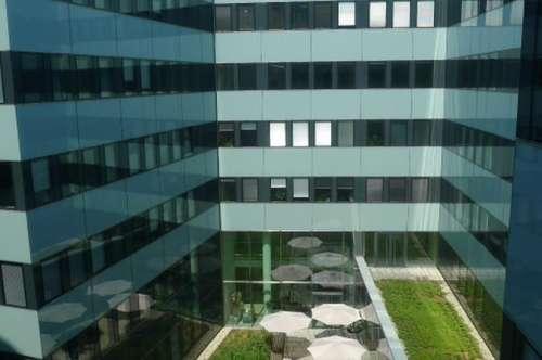 Geschäftsfläche im Business Center Wieden
