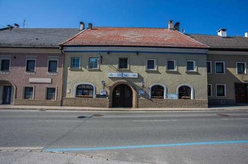 Wohn- und Betriebsgebäude mitten im Zentrum Straßwalchen