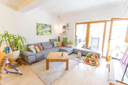3 Zimmerwohnung in Attersee mit Badeplatz und Carport